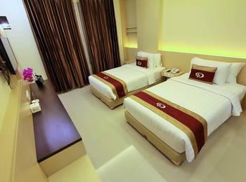 Grand Parama Hotel Berau - Deluxe Room Regular Plan
