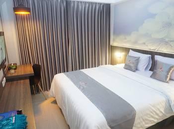 Sofyan Inn Hotel Unisi Yogyakarta Yogyakarta - Deluxe Room Only Regular Plan