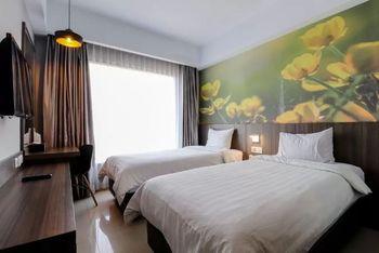 Hotel Unisi Yogyakarta Syariah Yogyakarta - Superior Twin Room Only Regular Plan