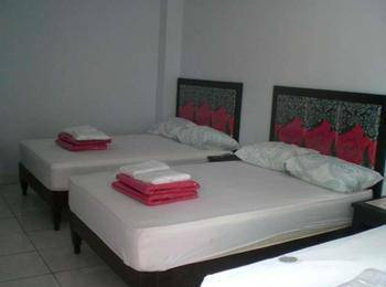 Rose Inn Hotel Pangandaran - Family C Room Regular Plan