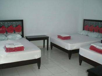 Rose Inn Hotel Pangandaran - Family B Room Regular Plan