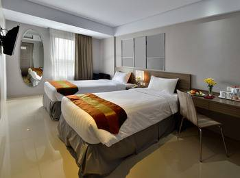 TOP Malioboro Hotel Yogyakarta - Superior Room Regular Plan