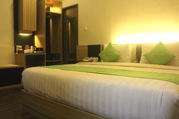 TOP Malioboro Hotel Yogyakarta - Deluxe King Room SAFECATION