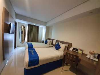 TOP Malioboro Hotel Yogyakarta - Superior Twin Room Only Regular Plan