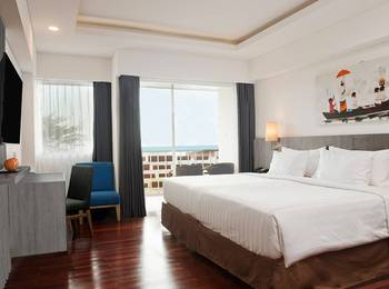 Aston Canggu Beach Resort Bali - Deluxe Room Regular Plan