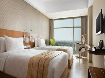 Hariston Hotel Jakarta - Superior Twin Room Only Regular Plan