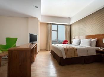 Hariston Hotel Jakarta - Junior Suite Regular Plan