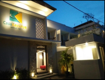 Casa Kayu Aya Bali - Standart Double or Twin Room Only Regular Plan