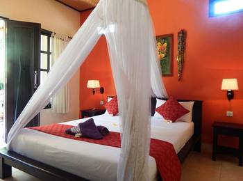 Giri Sari Guest House Bali - Standard Double with Fan Regular Plan