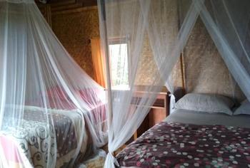 Edriyan Bungalow Lombok - Bungalow Twin Bed Regular Plan