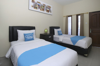 Airy Seminyak Sunset Road Beji Ayu Satu 12 Kuta Bali - Superior Twin Room Only Regular Plan