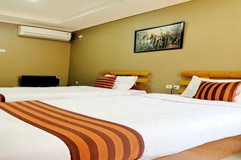 Salihara Syariah Residence Karawang - Standard Twin Room NONREF Room Only Regular Plan