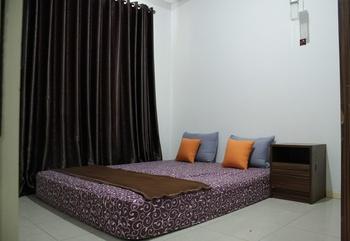 Apartemen Cosmo Terrace Jakarta - One Bedroom Regular Plan