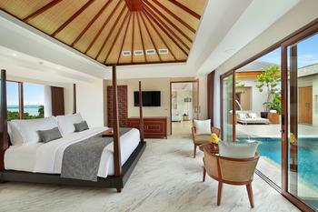 Royal Suites at The Bandha Bali - Royal Suite Villa with Private Pool - Flexible Regular Plan