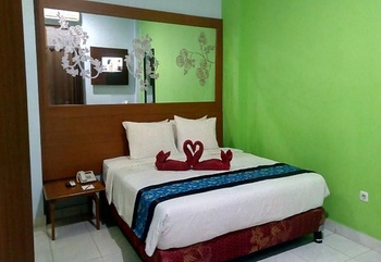 Ermasu Hotel Managed By Chosen Hospitality Merauke - Deluxe Room Regular Plan