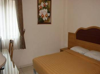 Narapati Indah Syariah Boutique Hotel and Convention Bandung - Superior Double Room Only Regular Plan