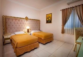 Narapati Syariah Hotel & Convention Bandung - Deluxe Twin Regular Plan