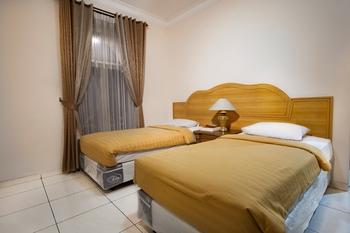 Narapati Syariah Hotel & Convention Bandung - Superior Twin Regular Plan