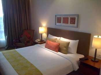 Jambuluwuk Malioboro Hotel Yogyakarta - Superior Double Room Only Regular Plan
