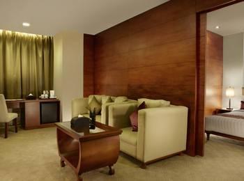 Jambuluwuk Malioboro Hotel Yogyakarta - Gajahmada Suite Room Regular Plan