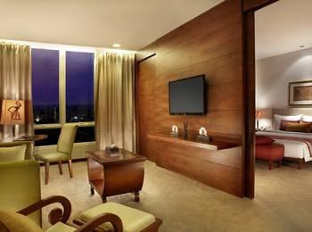 Jambuluwuk Malioboro Hotel Yogyakarta - Jambuluwuk Suite Room Regular Plan