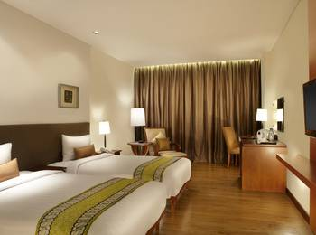 Jambuluwuk Malioboro Hotel Yogyakarta - Deluxe Twin Room Only Minimum 2N Stay.