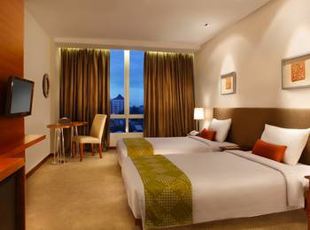 Jambuluwuk Malioboro Hotel Yogyakarta - Superior Twin Room Only Minimum 2N Stay.