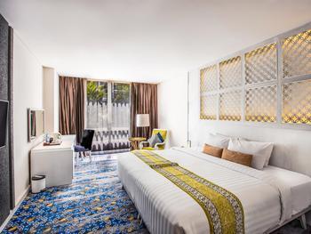 Jambuluwuk Malioboro Hotel Yogyakarta Yogyakarta - Deluxe Double or Twin Room Only Lebaran Campaign