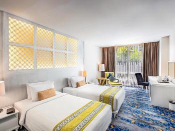Jambuluwuk Malioboro Hotel Yogyakarta - Deluxe Twin Room Only 3D2N