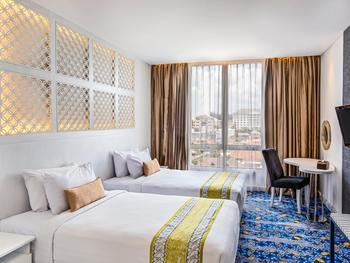 Jambuluwuk Malioboro Hotel Yogyakarta - Superior Twin Room Only 3D2N