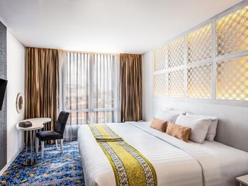 Jambuluwuk Malioboro Hotel Yogyakarta Yogyakarta - Deluxe Double or Twin Room Only Stay Longer Promo