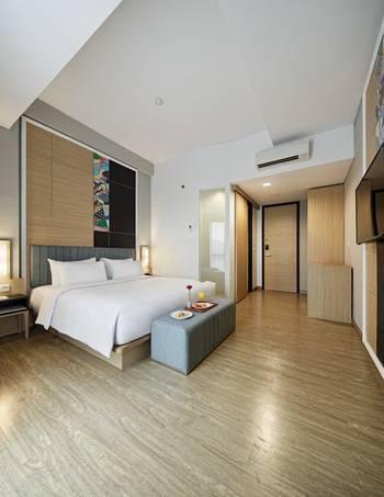MaxOneHotels at Platinum Hayam Wuruk - Jakarta Jakarta - Warmth Room Only Regular Plan