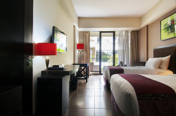 100 Sunset Hotel Bali - Deluxe Room Only Regular Plan