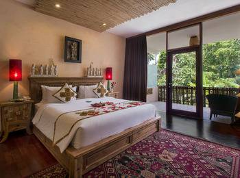 The Jungle Retreat Bali - Deluxe Suite Basic Deal 48%