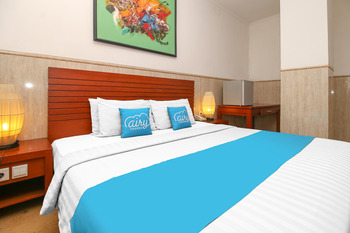 Airy Teuku Umar Barat 234 Bali Bali - Deluxe Double Room Only Special Promo 5