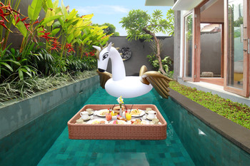 La Mira Villa Bali - 2 Bedroom Private Pool Villa (Breakfast) Long Stay Deal