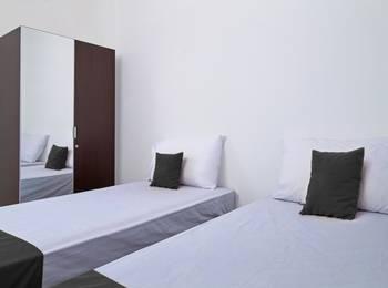 Avalon Residence Thamrin - Twin Room Regular Plan