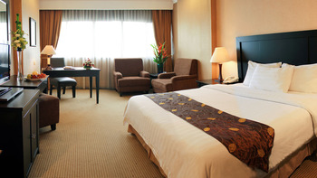 Hotel Danau Toba Medan - Deluxe Double Room Only Regular Plan