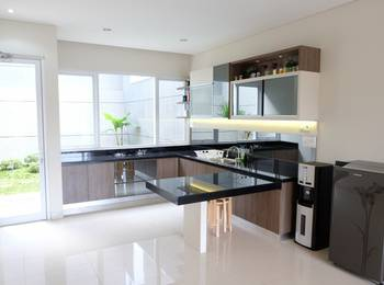 Butternut Tree Townhomes Bandung - Villa Regular Plan