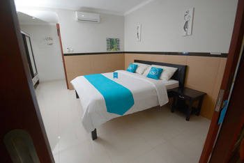 Airy Eco Kuta Wana Segara Gang Jepun Satu 4 Bali - Deluxe Double Room Only Regular Plan
