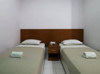 Homestay Retanata Bandung - Deluxe Room Only Basic Deal 40%