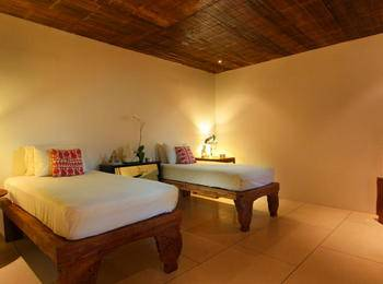 The Apartments Canggu Bali - Deluxe Twin Regular Plan