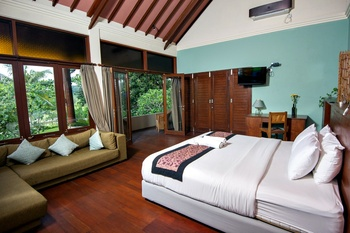 Omah Apik Bali - King Suite Room Regular Plan