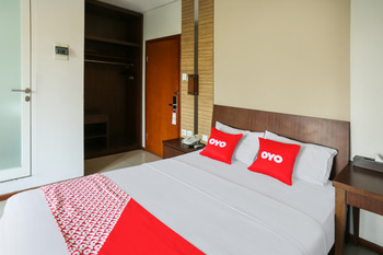 Capital O 1748 Thamrin Condotel Jakarta - Standard Double Room Regular Plan