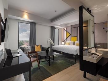Arosa Hotel Jakarta Jakarta - EXECUTIVE DOUBLE BED ROOM  Regular Plan