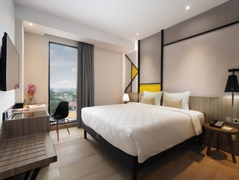 Arosa Hotel Jakarta Jakarta - Deluxe Double Room Only Regular Plan