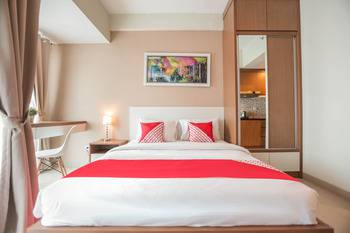 OYO Flagship 125 Appartel Grand Dhika City Bekasi - Standard Double Room Regular Plan