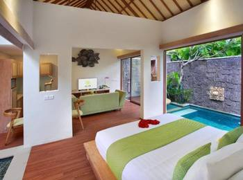 Ini Vie Villa Bali - Two Bedroom Villa with Private Pool and Jacuzzi (Room Only) Regular Plan