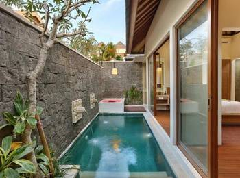 Ini Vie Villa Bali - 1 Bedroom Villa with Private Pool & Jacuzzi (Room Only) Long Stay