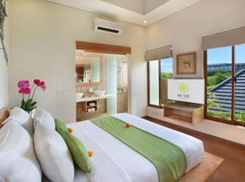 Ini Vie Villa Bali - One Bedroom Villa with Private Pool and Jacuzzi (Room Only) Flexible Promo